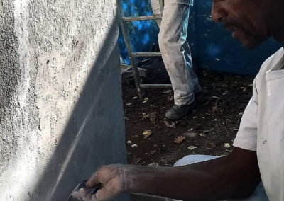 Stellenbosch University supplied by Midas Paints Tygvervalley in limewash bluskalk