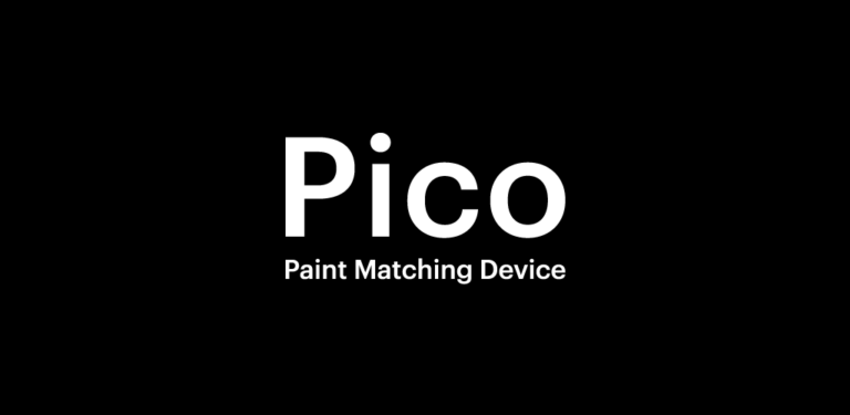 Pico Paint Matching Device